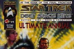 STAR TREK: DEEP SPACE NINE ANNUAL #1