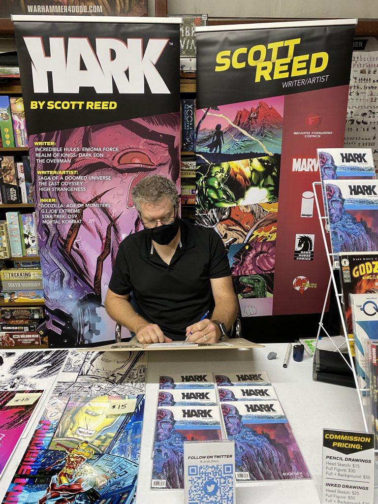 Emerald City Comics FCBD Event