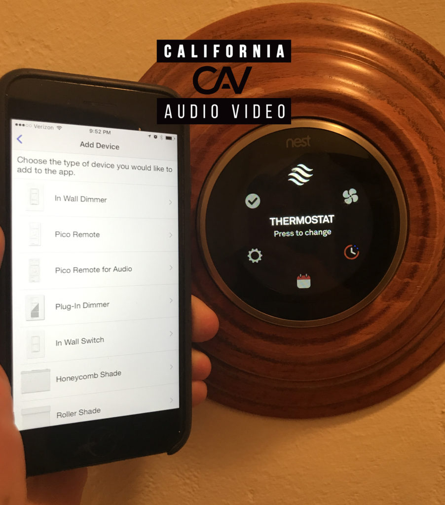 San Diego Smart Home installation