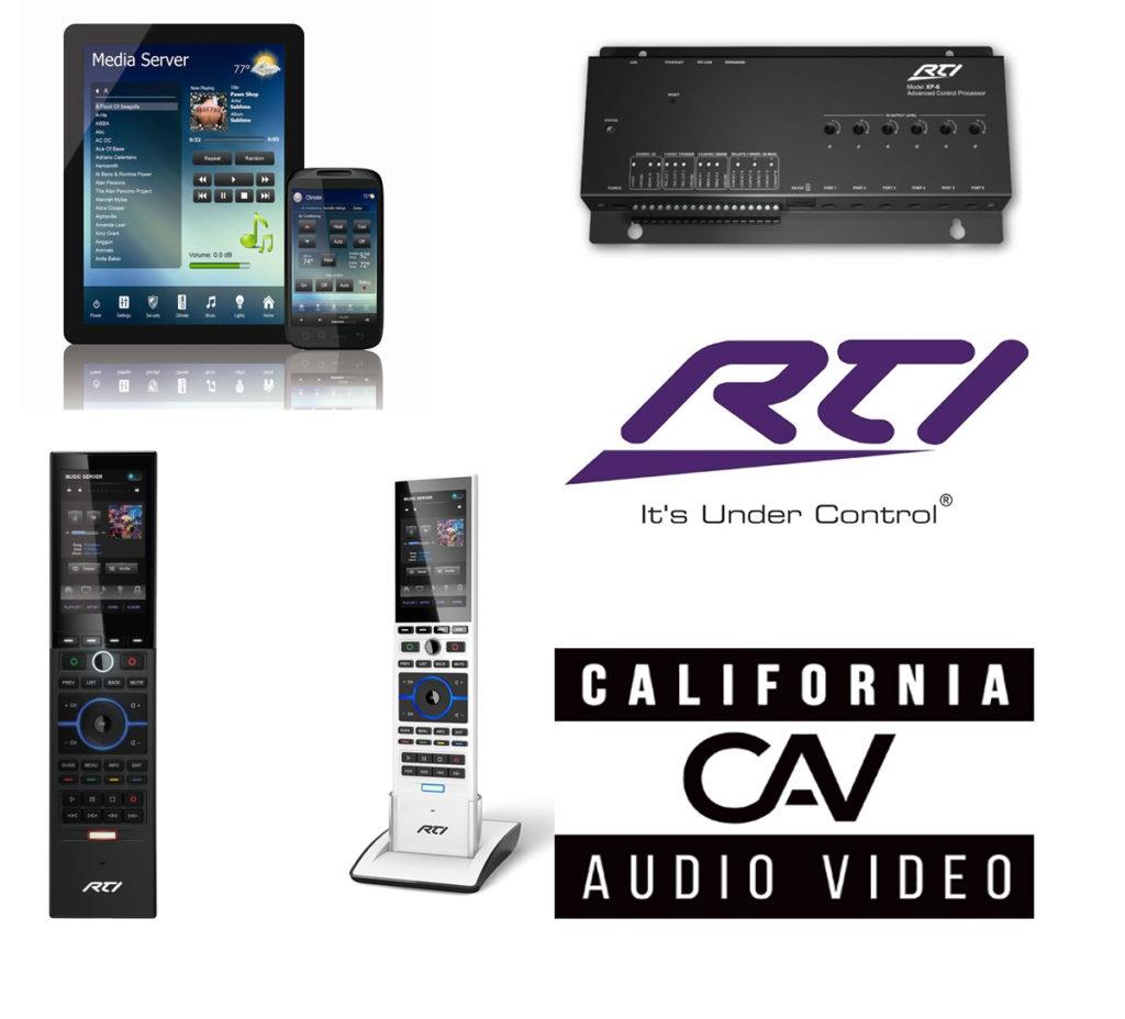 RTI Remote Control