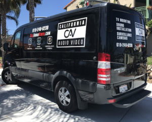 California Audio Video Inc.