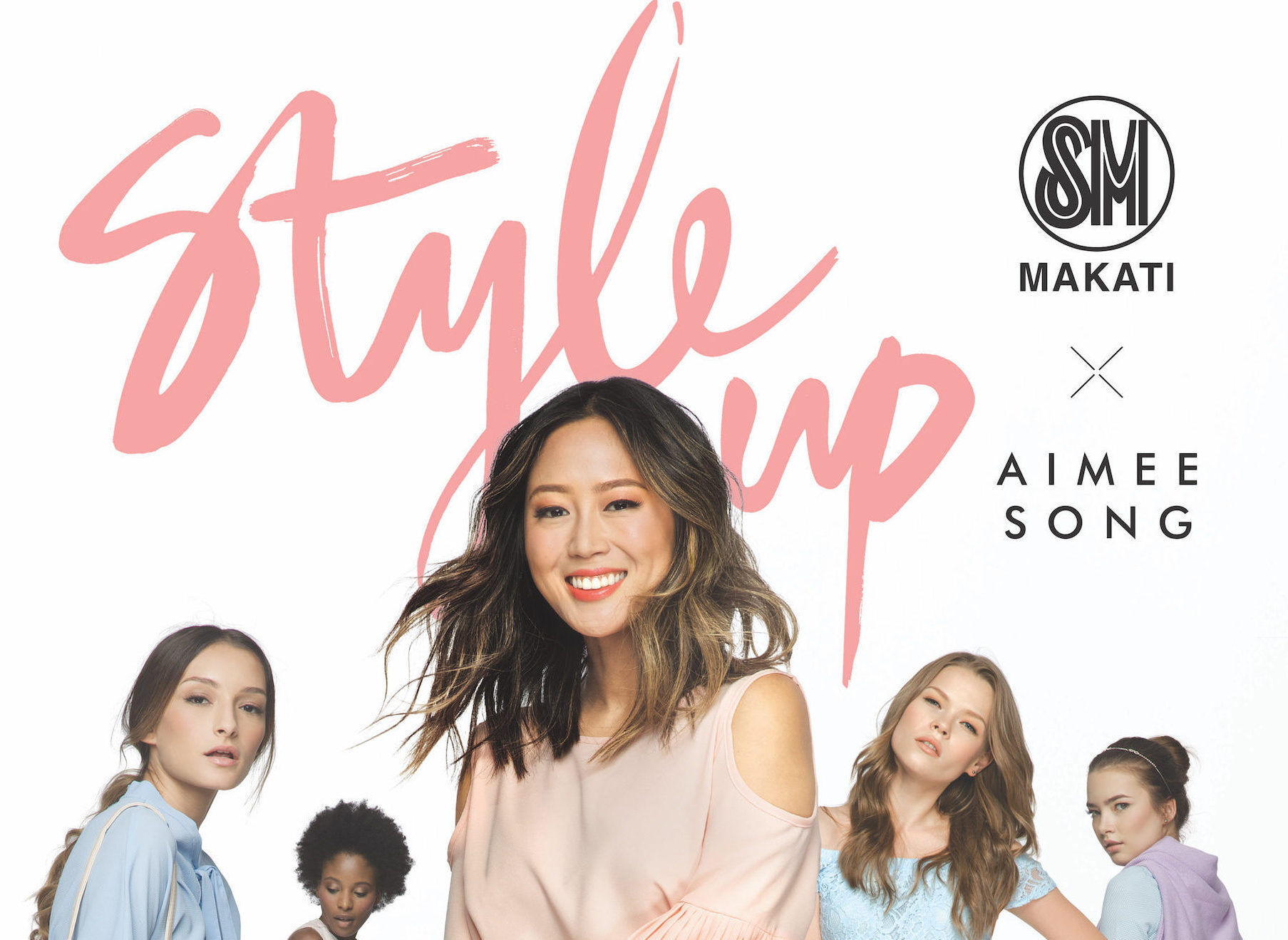Style Up! SM Makati x Aimee Song