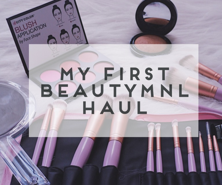 Shai's Picks: My First BeautyMNL Haul