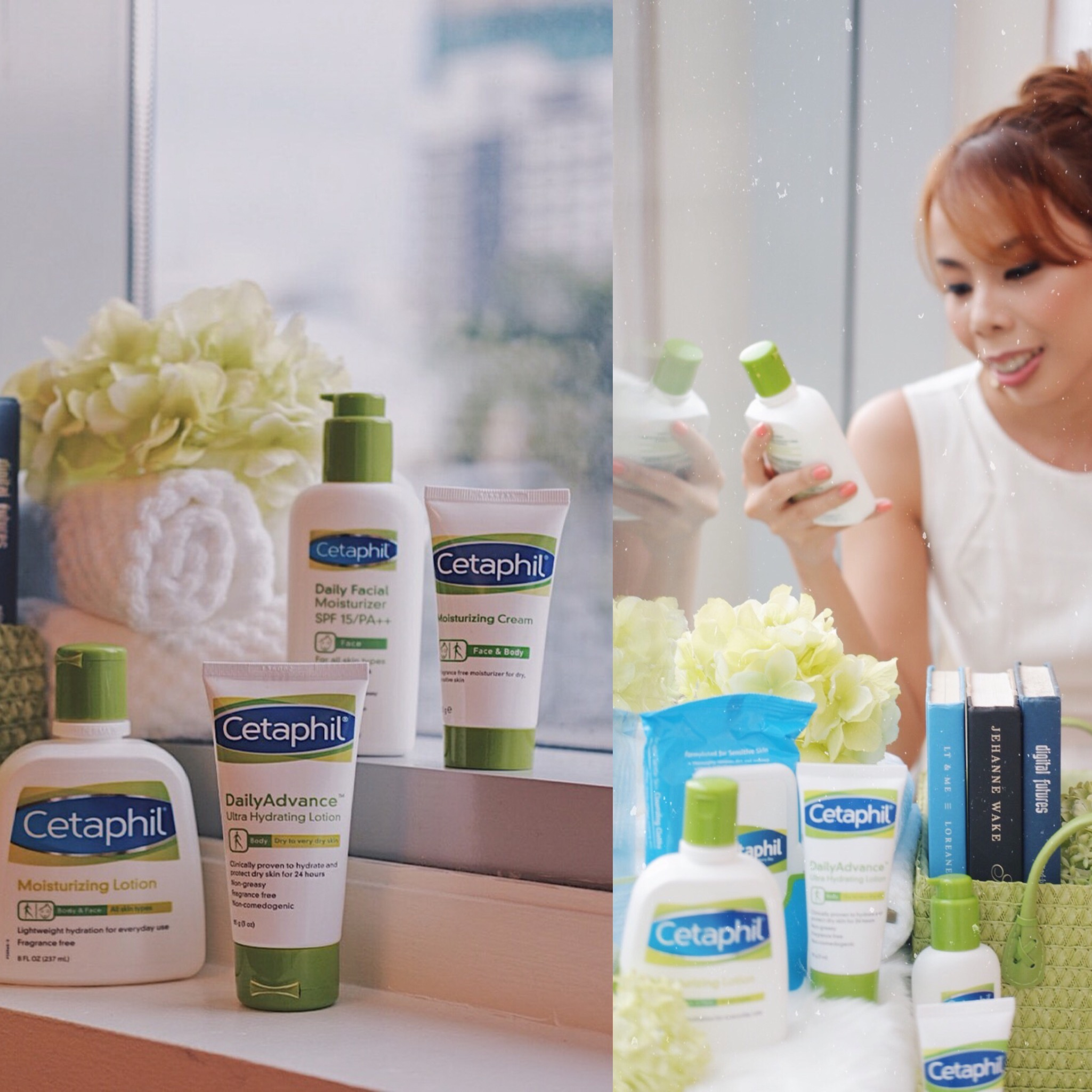 70 Years of Skin Love — Thank you Cetaphil!