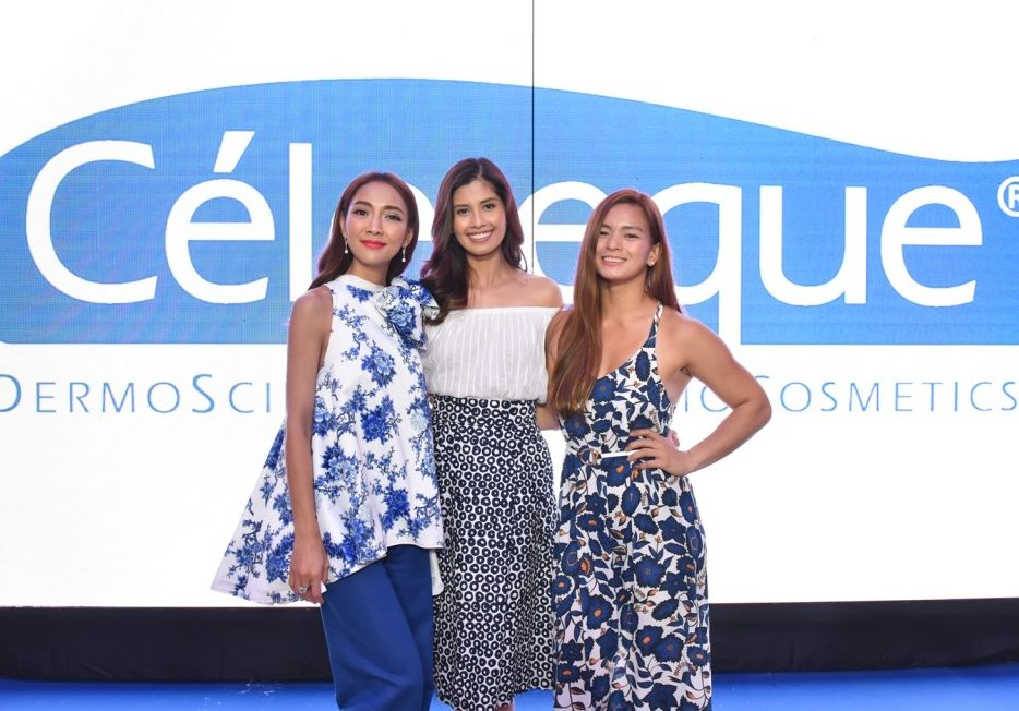 """Celeteque's #ThinkPlusBeautiful Unleashes the """"Wonder Woman"""" in Us"""
