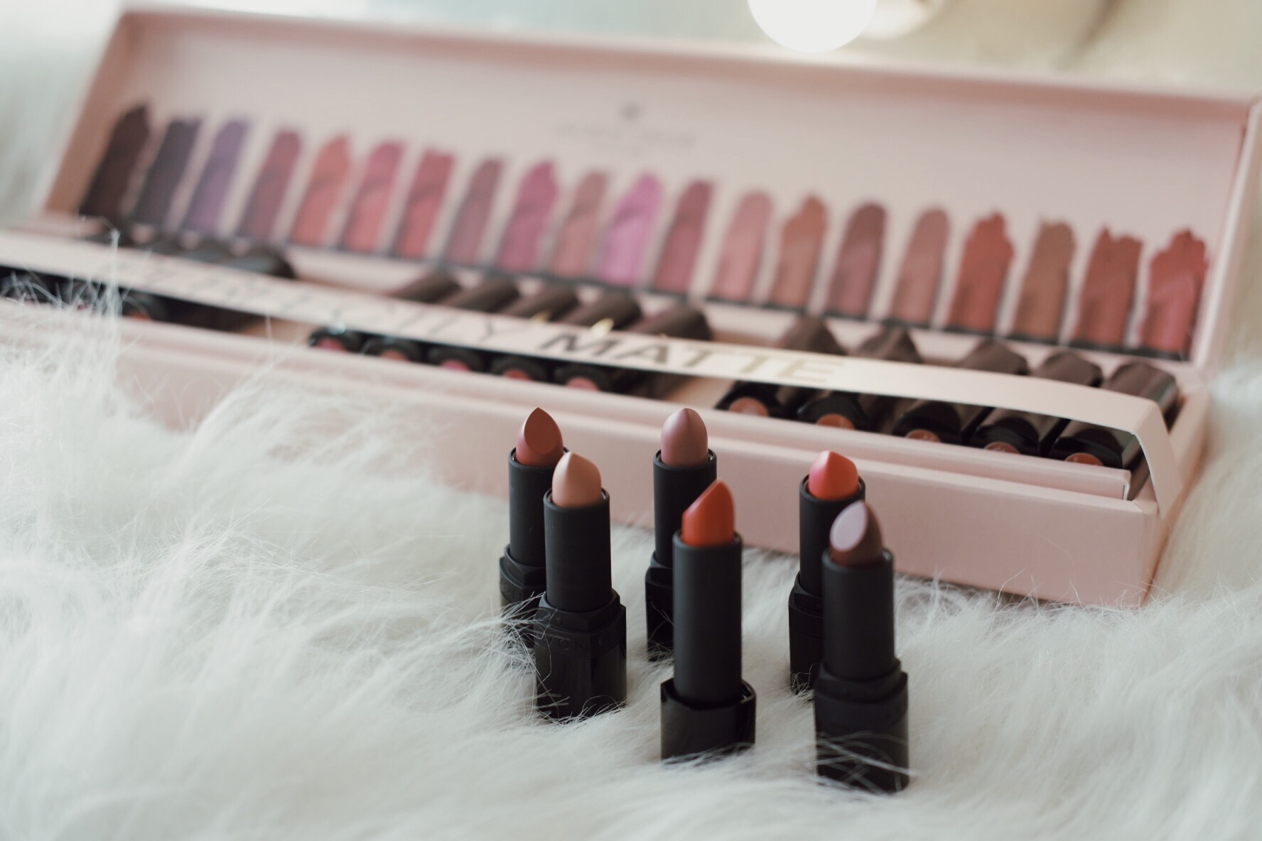 Get Perfect Matte Lips with Avon True Perfectly Matte Collection
