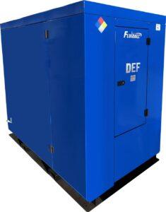 330 Gallon Bulk DEF Transfer Shelter