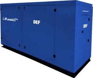 660 Gallon DEF Shelter