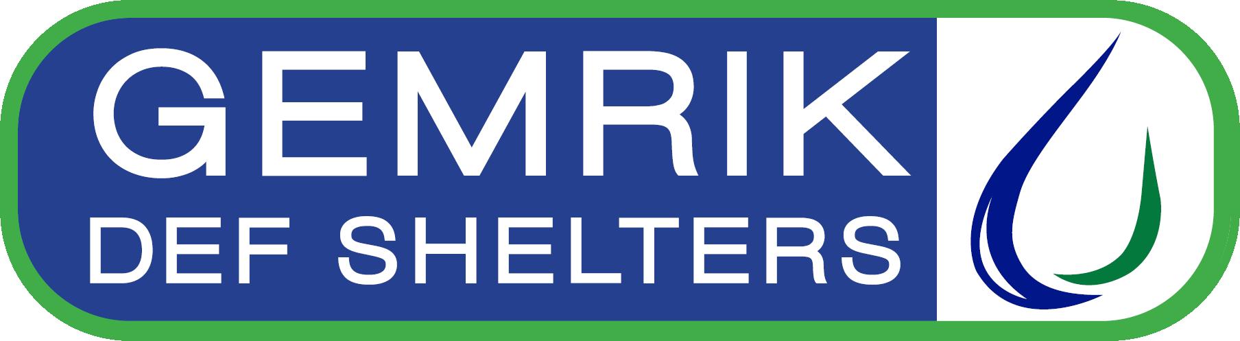 Gemrik DEF Shelters by Fluidall