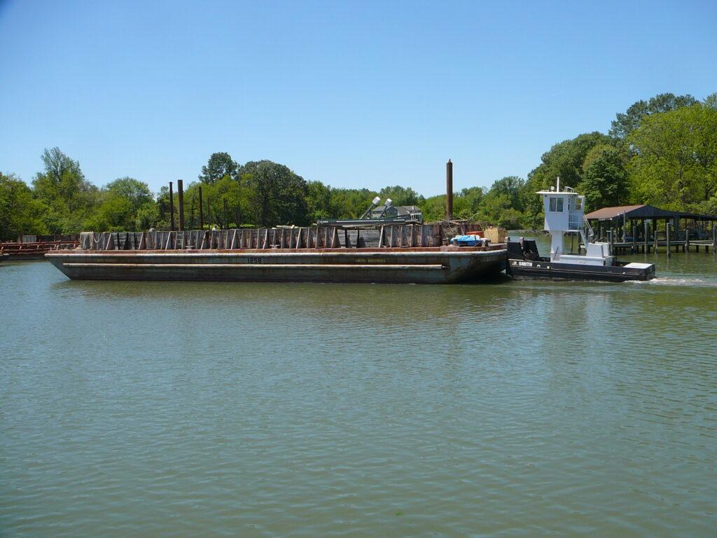 Tug and Barge Rental