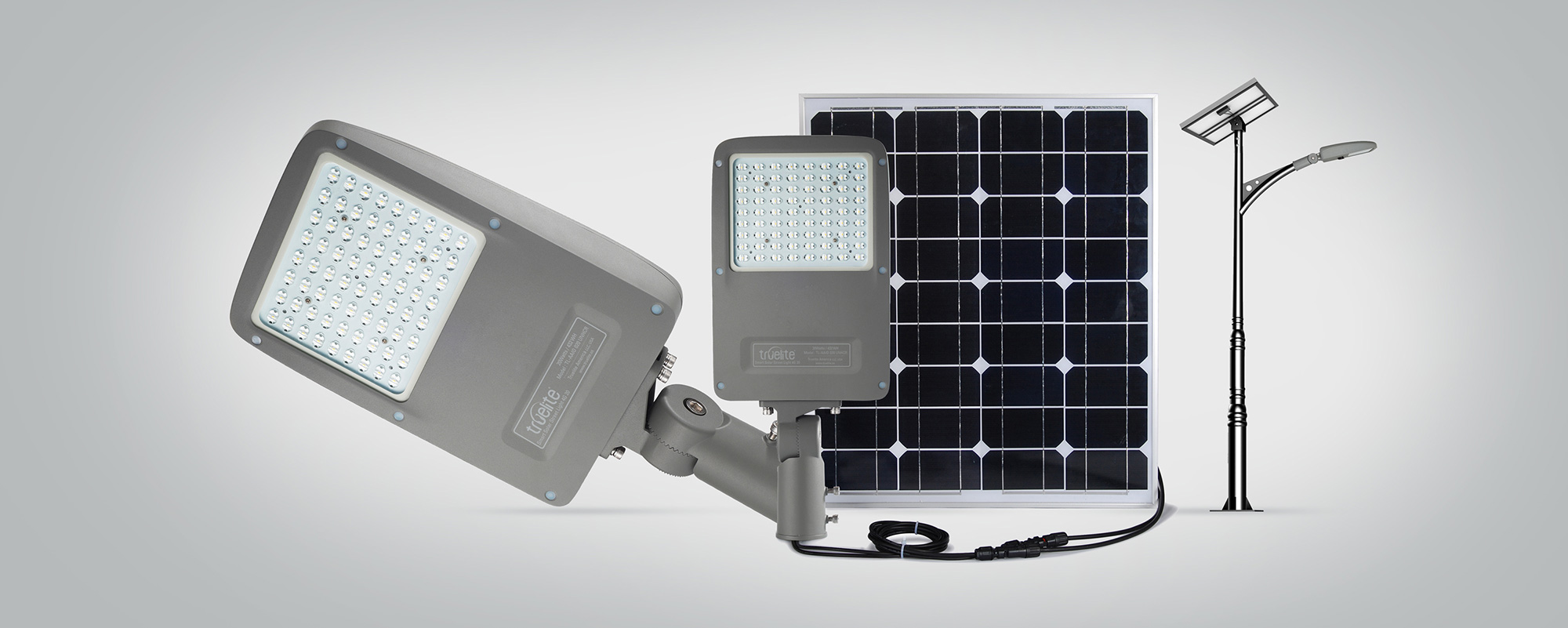 4G All in One Smart Solar Light