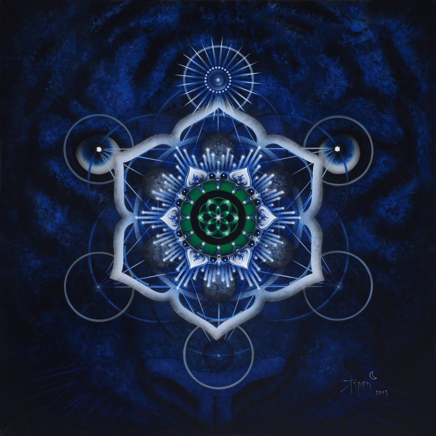 Flower of Intuition