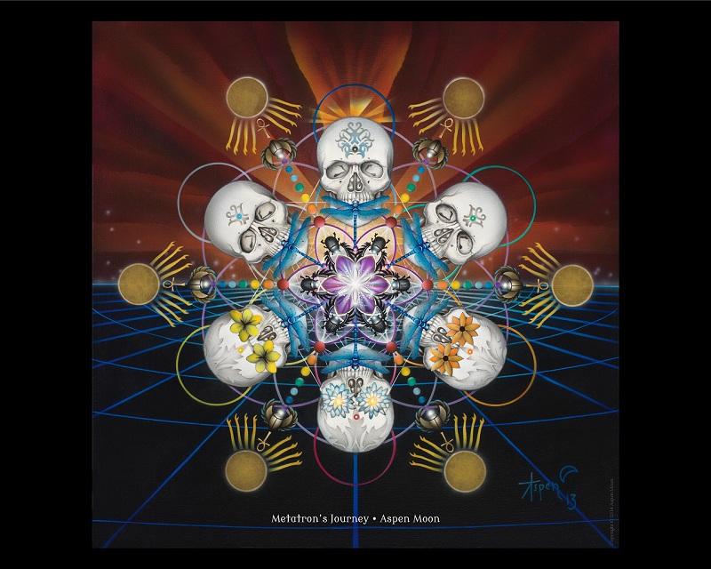 Digital Download 800 x 640 – Metatron's Journey