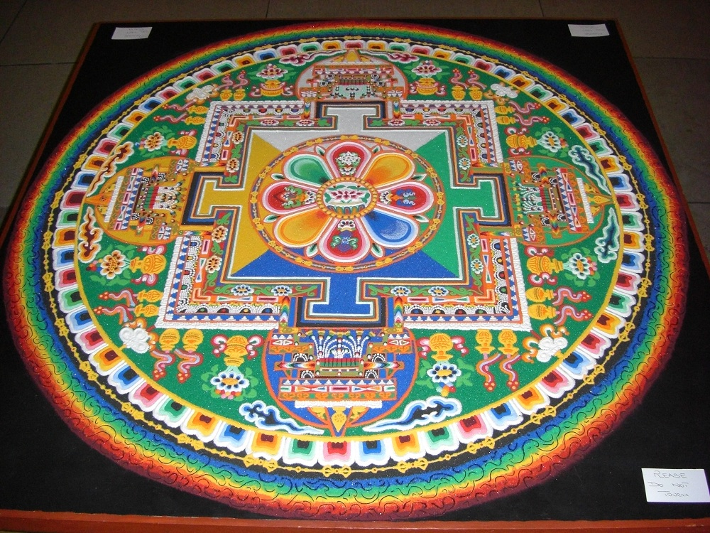 Mandala as a Prayer