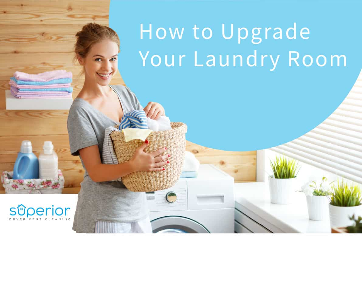 How to Upgrade Your Laundry Room