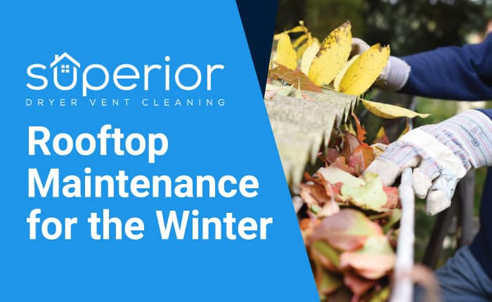 Rooftop Maintenance for the Winter