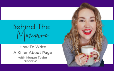 How to Write a Killer About Page with Guest Megan Taylor