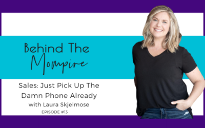 Sales: Just Pick up the Damn Phone Already with Laura Skjelmose