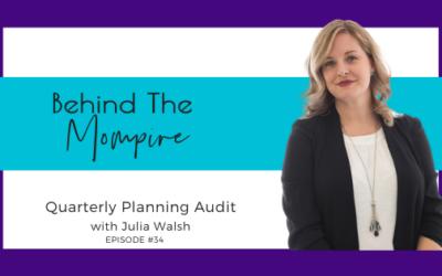 Quarterly Planning Audit