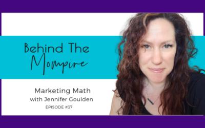 Marketing Math with Jennifer Goulden