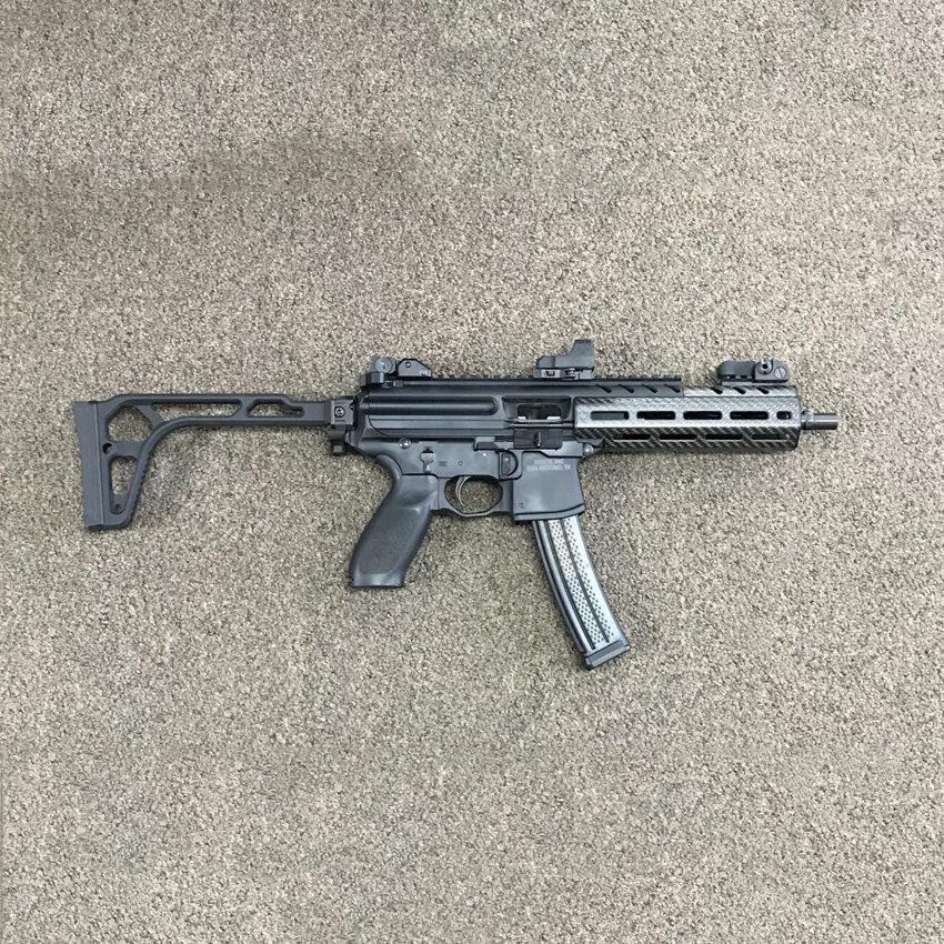 Sig MPX 9mm SBR