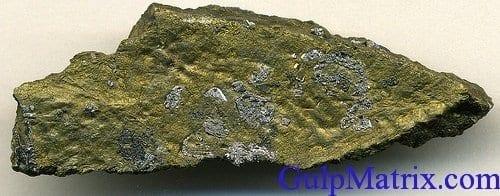 platinium-copper ore