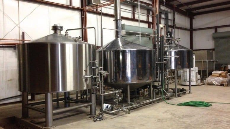 soymilk production