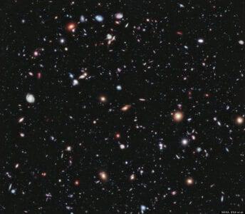 The Hubble Deep Field