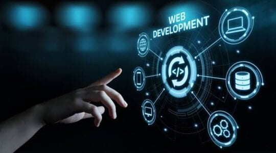 Web development, Web developer