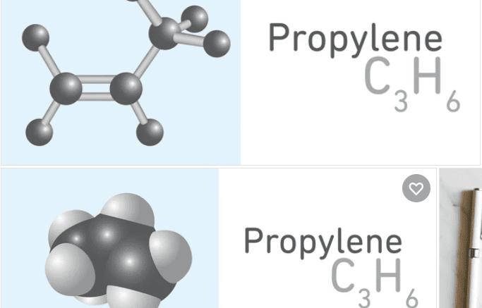 Propylene production
