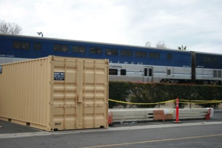 Construction Container Rental
