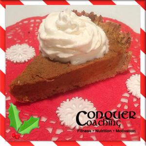 Christmas Border Pumpkin Pie 2