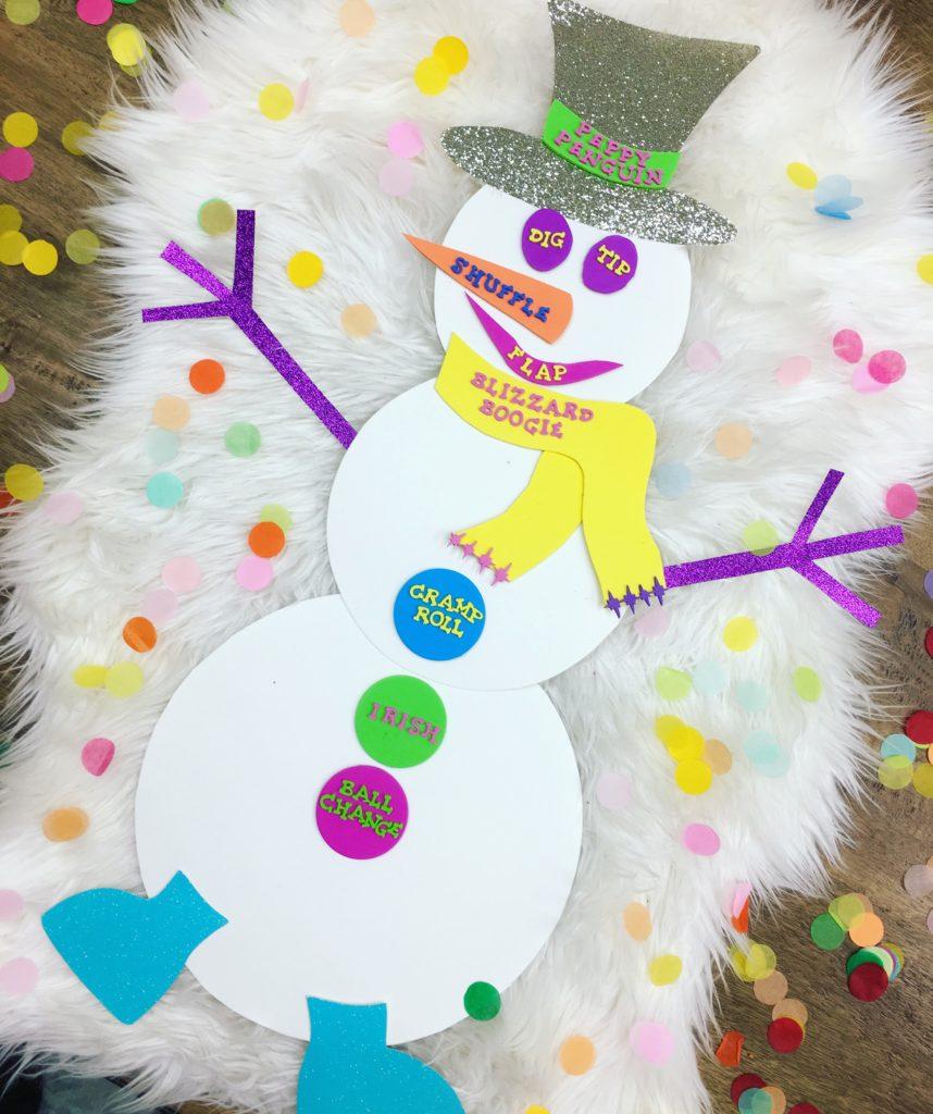 Wondrous Wintry Dance Activities to Make Winter Dance Class Fun!