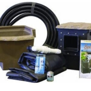 EasyPro Pro-Series Complete Pond Kits