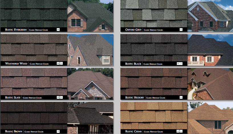 Are Tamko Shingles Right For You Corey Construction Llc