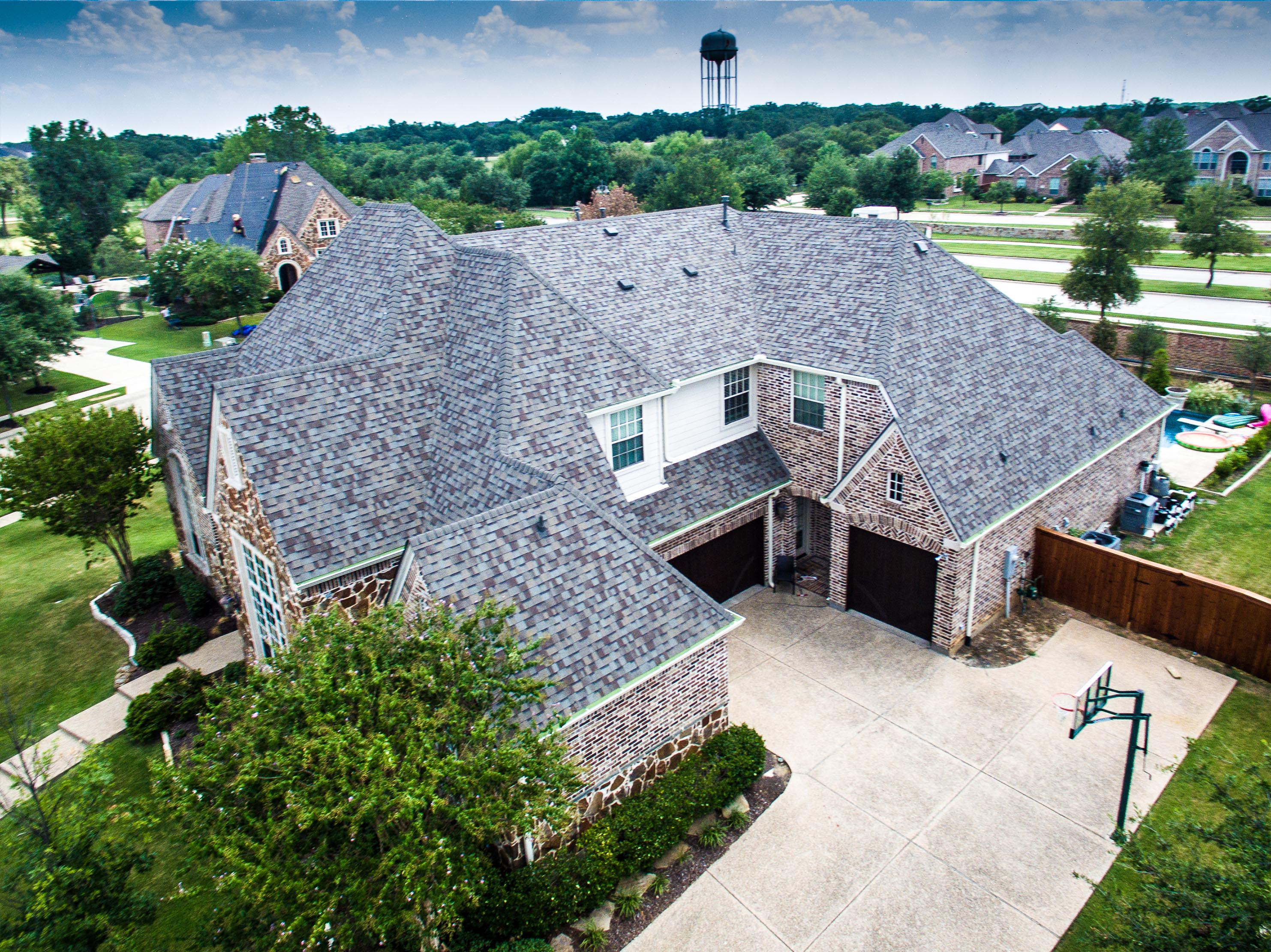 Deluxe Grade Shingle Roofing Tx