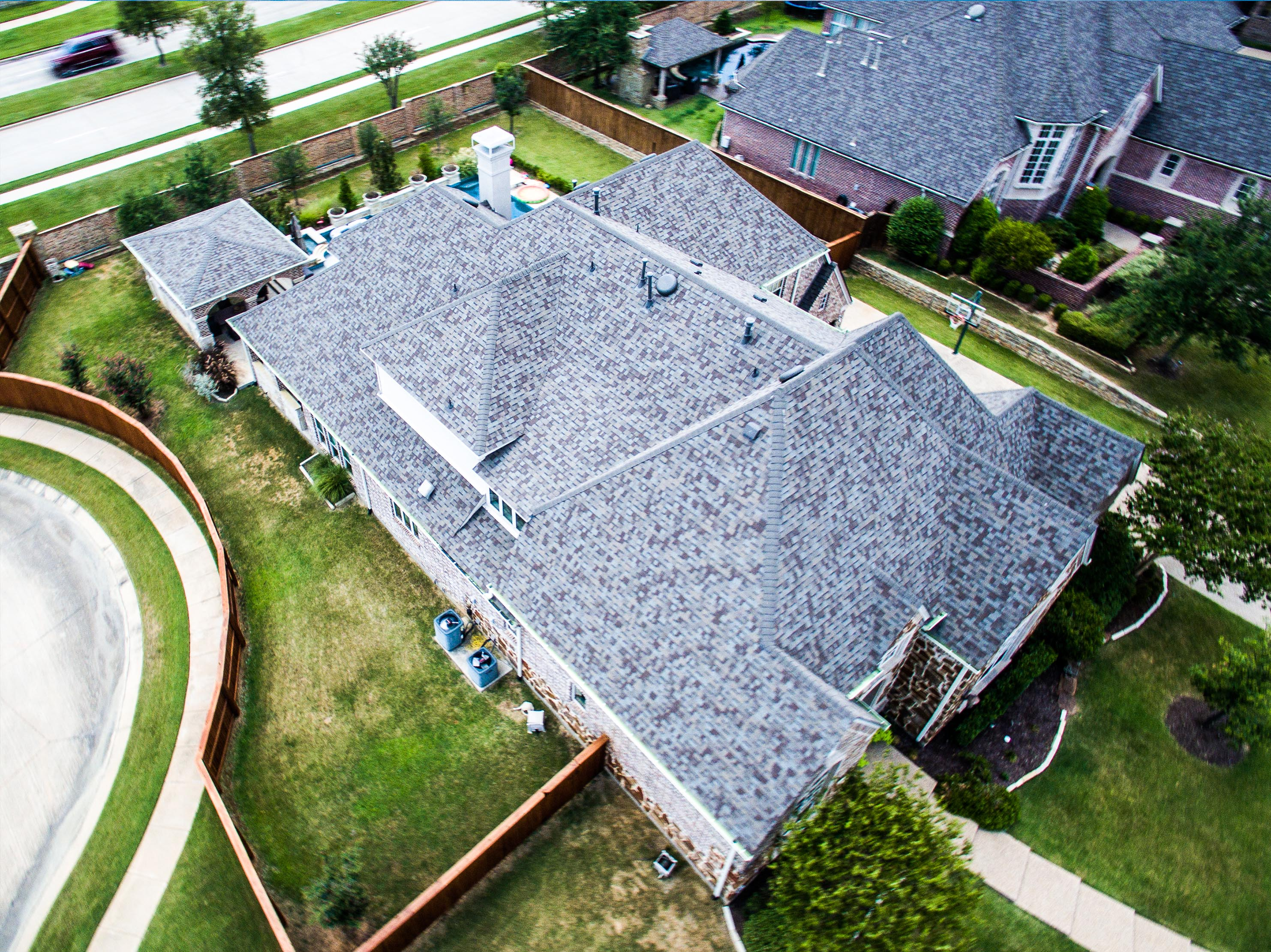 Luxury Faux Slate Roofing Dallas Tx
