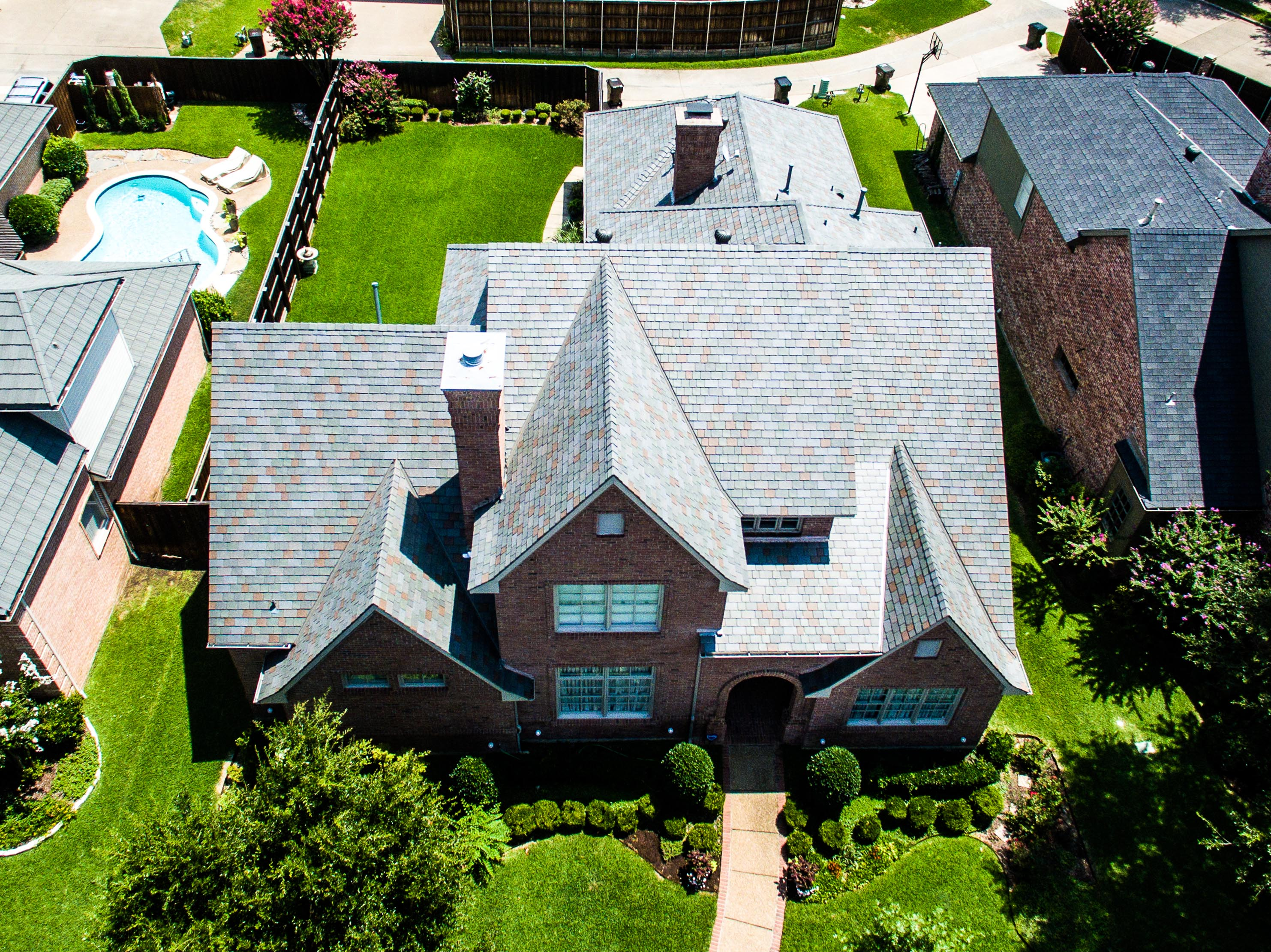Designer Shingle Roofing Dallas Tx