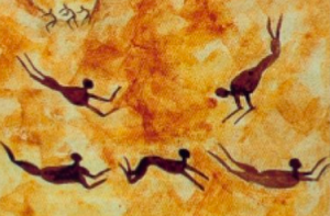 Cave of Swimmers