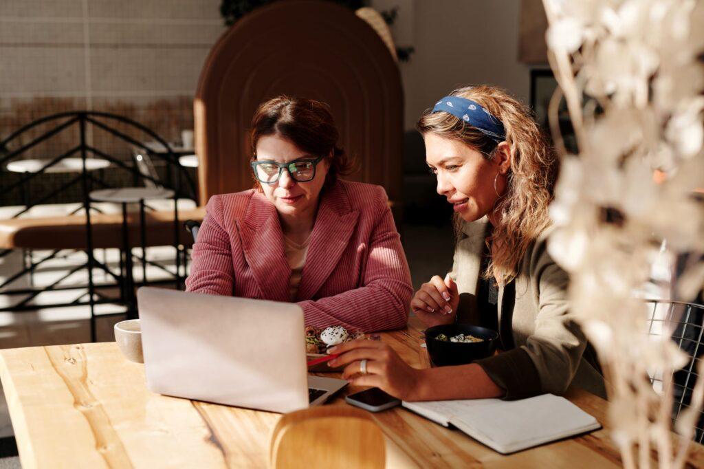 partnership or company women