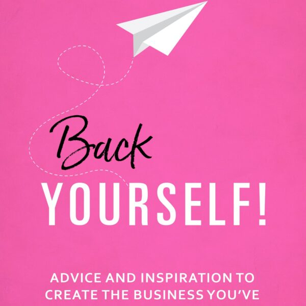 Back Yourself book