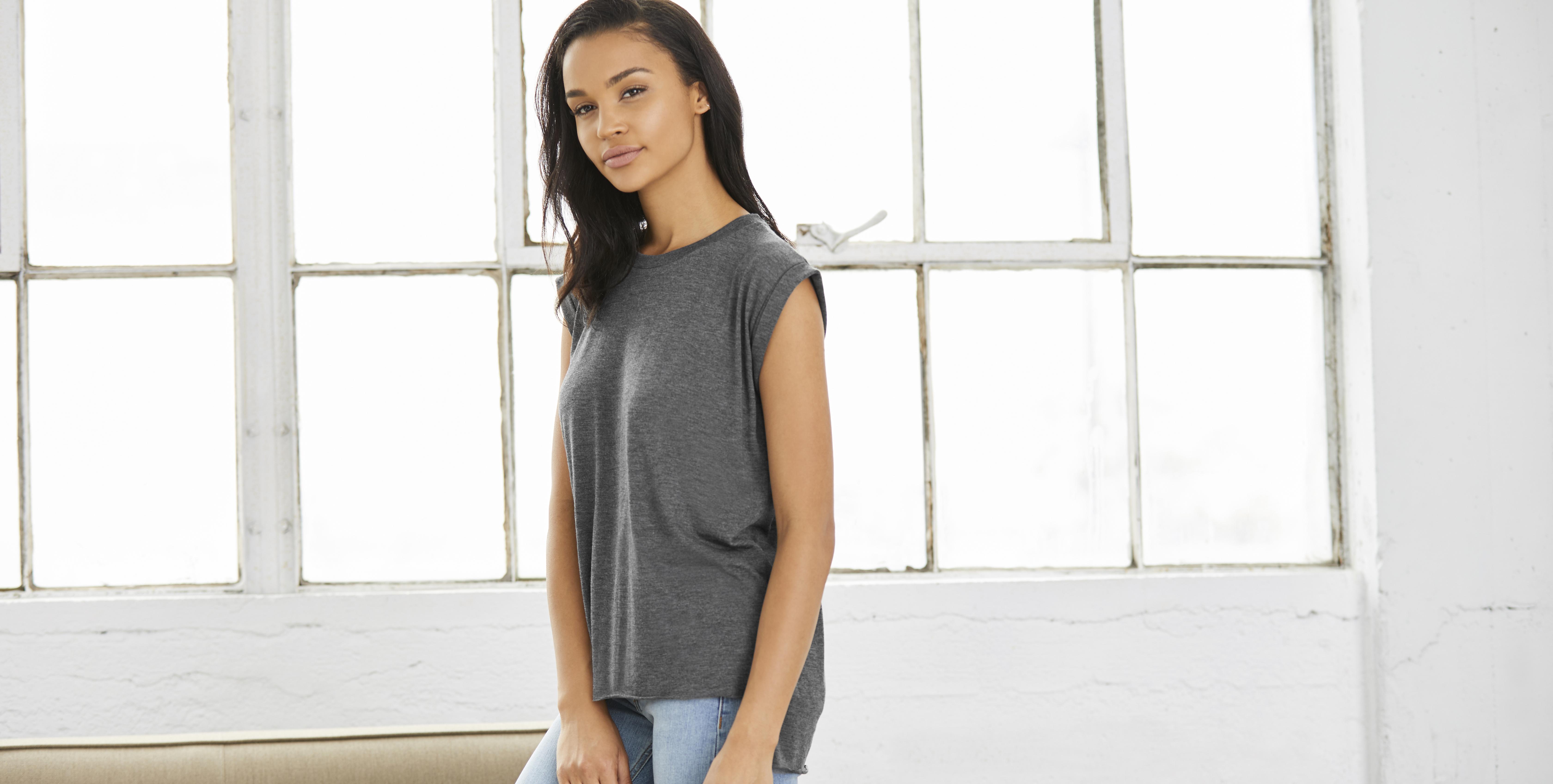 Best Fitting T-shirt, Women's Flowy Fit