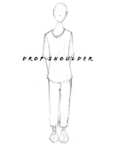 drop-shoulder