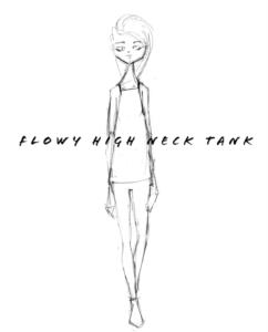 flowy-high-neck-tank