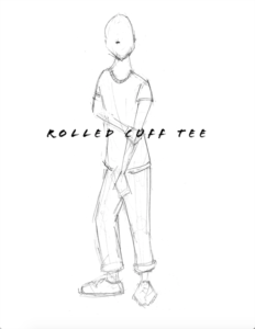 rolled-cuff-tee