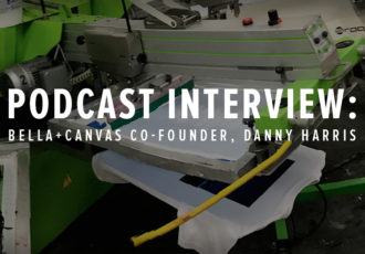 Podcast Interview Danny Harris