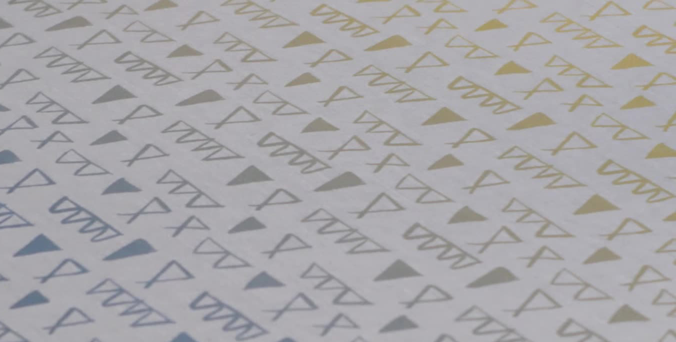 Sublimation Printing on Poly-Viscose