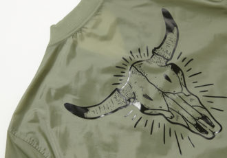 The Bomber Jacket: Decorating Tips for Nylon