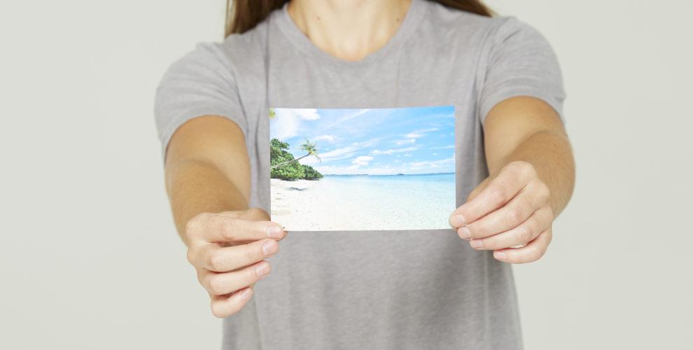 Photo-Realistic Screen Print