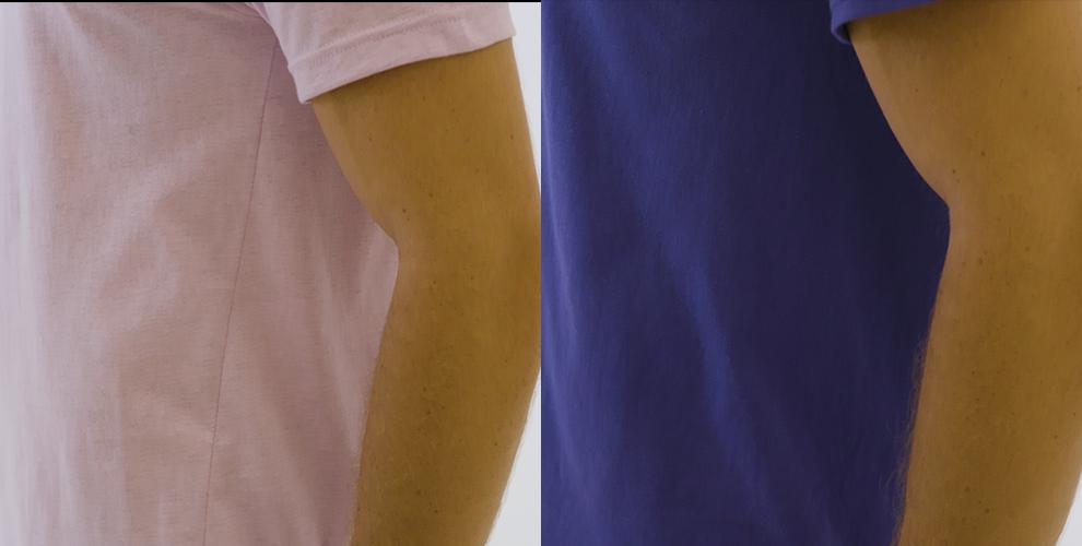 Side-Seamed Tees vs. Tubular tees